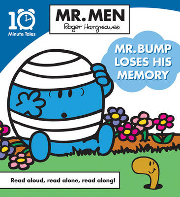 Mr. Men Mr. Bump Loses His Memory by Roger Hargreaves