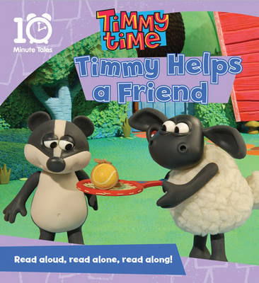 Timmy Time Timmy Bounces Back by