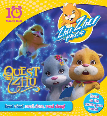 ZhuZhu Pets: The Birthday Surprise! by