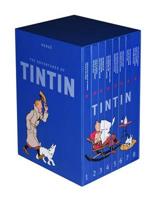 The Tintin Collection by Herge
