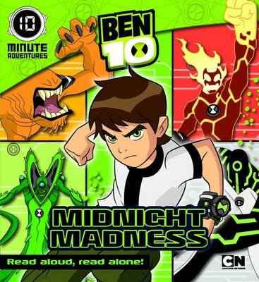 Ben 10 Midnight Madness by