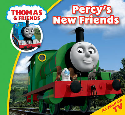 Thomas & Friends Percy's New Friends by