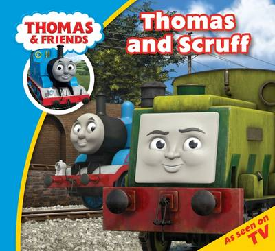 Thomas & Friends Thomas and Scruff by