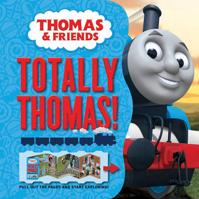 Thomas & Friends Totally Thomas! by