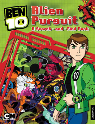 Ben 10 Ultimate Alien Search Mission! by