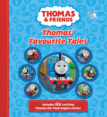 Thomas & Friends Thomas' Favourite Tales by