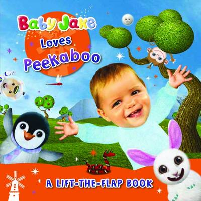 Baby Jake Loves Peekaboo by