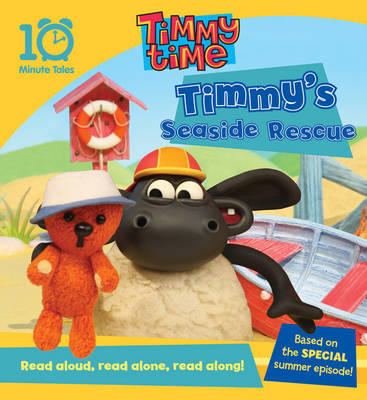 Timmy Time Timmy's Seaside Rescue by