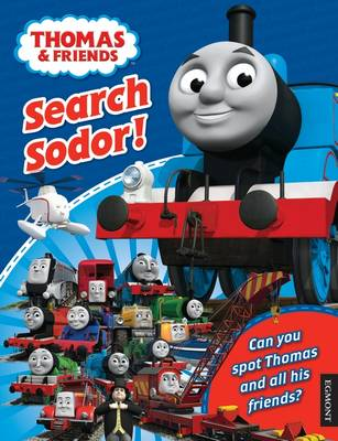 Thomas & Friends Search Sodor! by