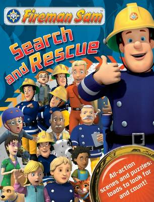 Fireman Sam Search & Rescue by