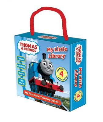 Thomas & Friends My Little Library by