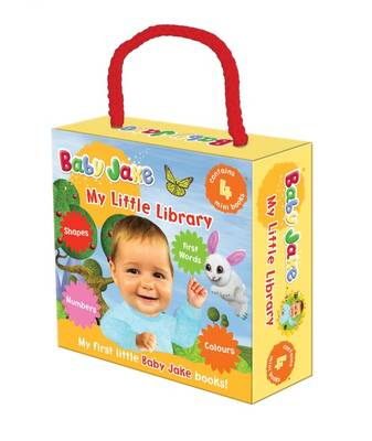 Baby Jake My Little Library by