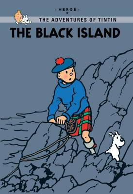 The Black Island by Herge