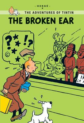 The Broken Ear by Herge