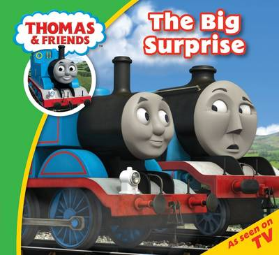 Thomas & Friends The Big Surprise by