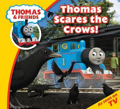 Thomas & Friends Thomas Scares the Crows by