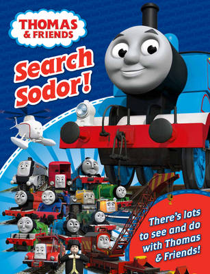Thomas and Friends - Search Sodor! by