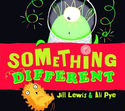 Something Different by Jill Lewis