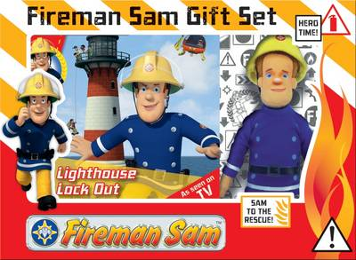 Fireman Sam Book and Gift Set by