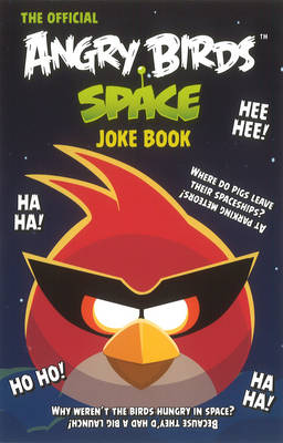 Angry Birds Space Joke Book by