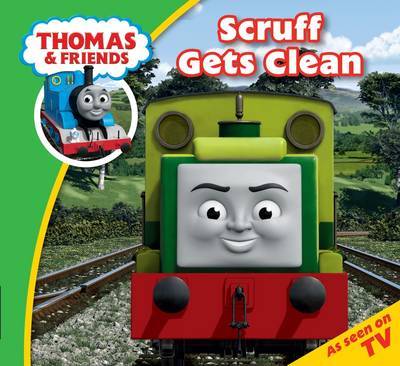 Thomas & Friends: Scruff Gets Clean by