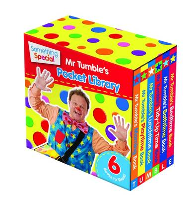 Something Special Mr Tumble's Pocket Library by