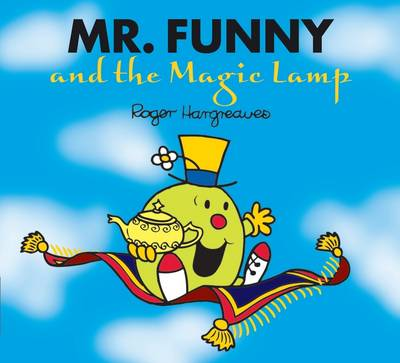 Mr Funny and the Magic Lamp by Roger Hargreaves