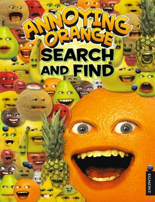 Annoying Orange Search and Find by