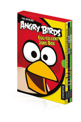 Angry Birds Joke Book Slipcase by