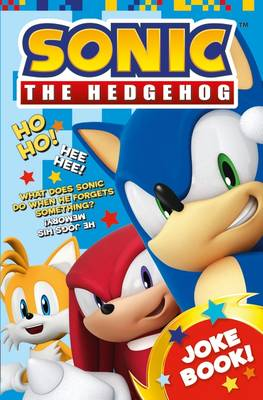Sonic the Hedgehog Joke Book by
