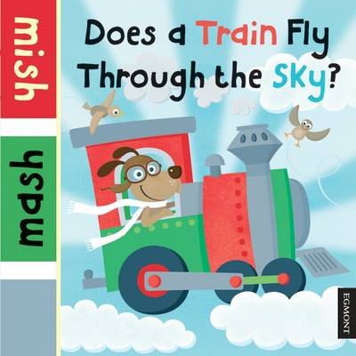 Does a Train Fly Through the Sky by