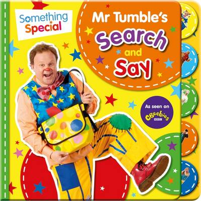 Something Special Mr Tumble's Search and Say by