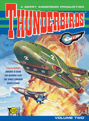 Thunderbirds Comic by