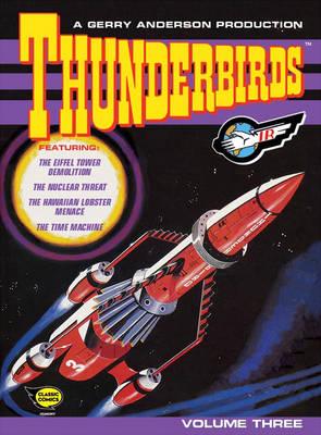 Thunderbirds Comic by
