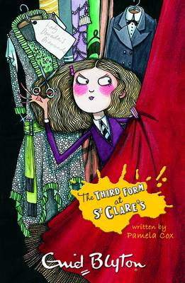 The Third Form at St. Clare's by Pamela Cox, Enid Blyton