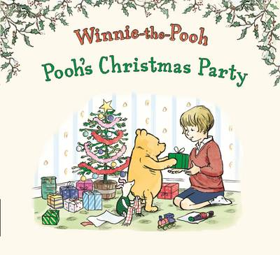 Pooh's Christmas Party by Andrew Grey