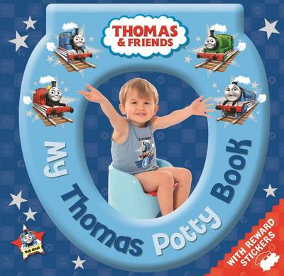 Thomas & Friends My Thomas Potty Book by