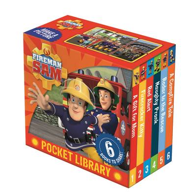 Fireman Sam Pocket Library by