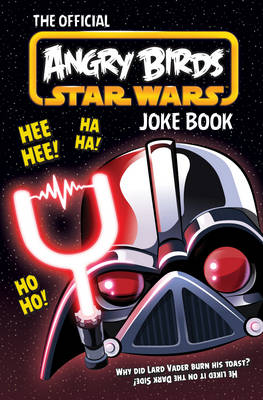 Angry Birds Star Wars Joke Book by