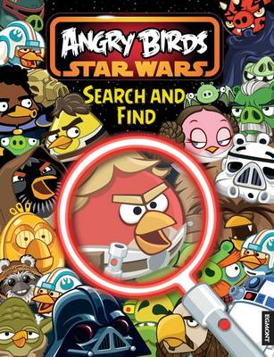 Angry Birds Star Wars Search and Find by