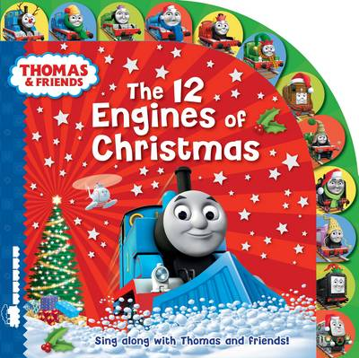 Thomas & Friends: The 12 Engines of Christmas by