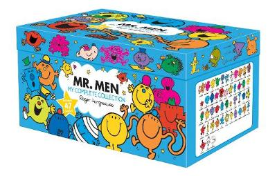 Mr Men My Complete Collection by