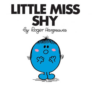 Little Miss Shy by Roger Hargreaves
