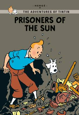Prisoners of the Sun by Georges Remi Herge