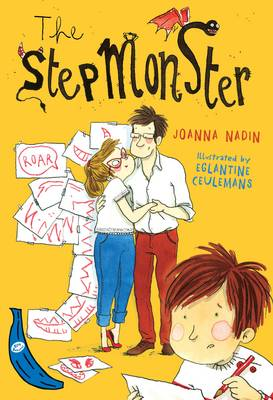 The Stepmonster Blue Banana by Joanna Nadin