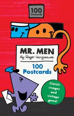 Mr. Men: 100 Postcards by Roger Hargreaves
