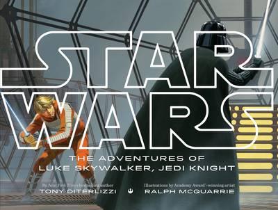 Star Wars: The Adventures of Luke Skywalker, Jedi Knight by Lucasfilm Ltd