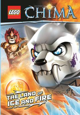 Lego Legends of Chima: The Land of Ice and Fire by