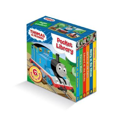 Thomas & Friends: Pocket Library by