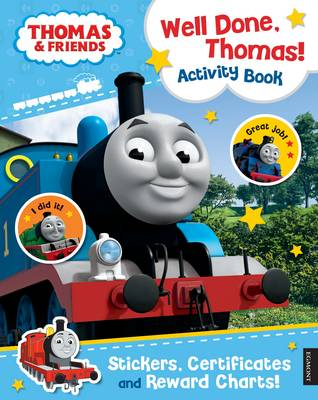 Thomas & Friends Well Done Thomas by